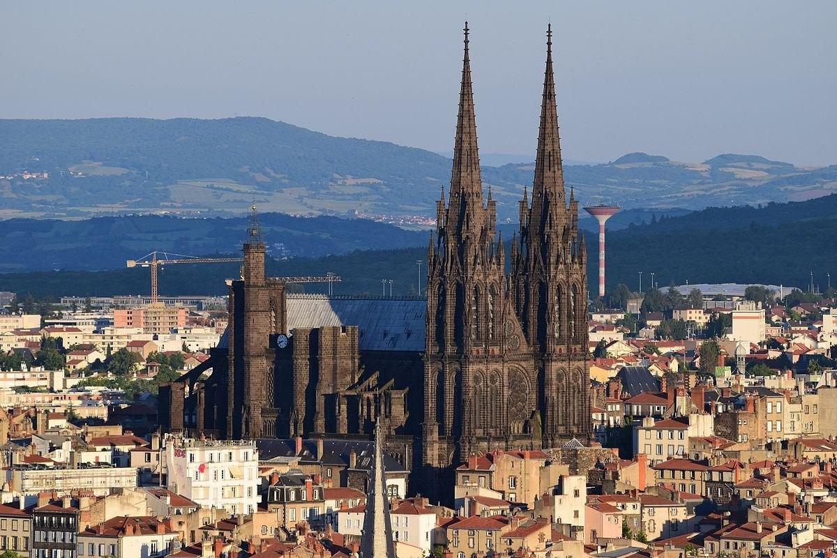 Kathedraal van Clermont-Ferrand