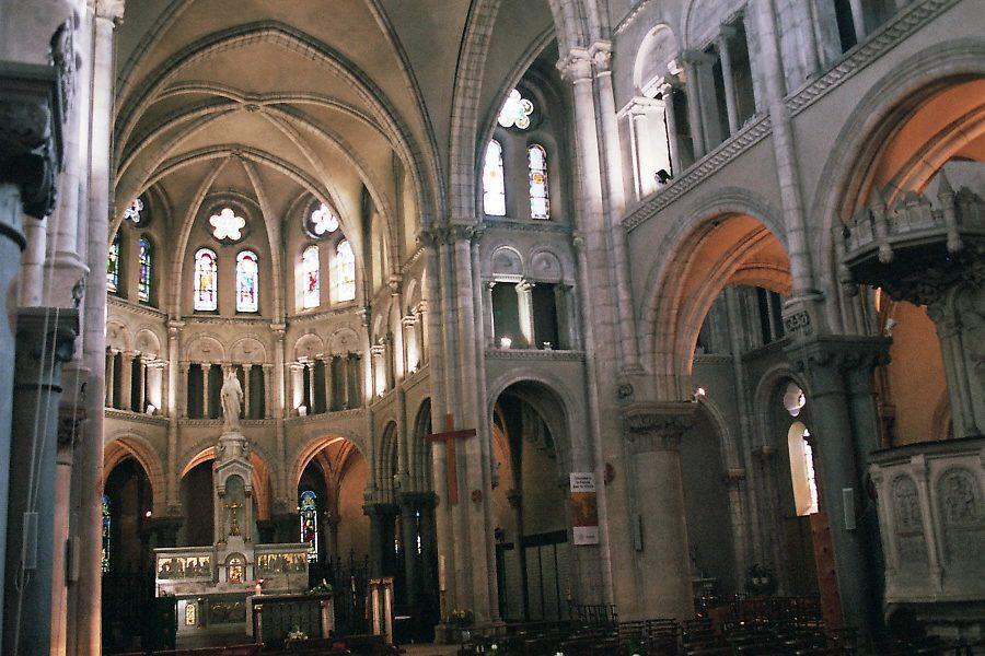 Kerk Notre Dame des Ardents in Arras