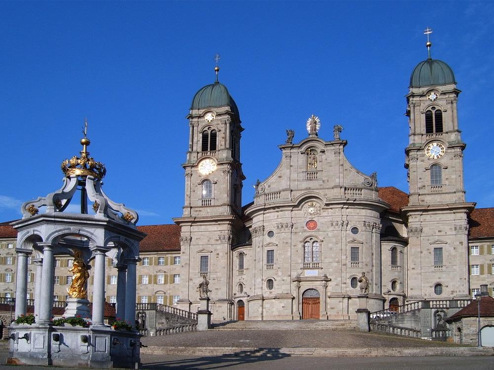 Klooster Einsiedeln