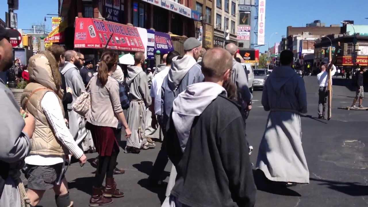 Kruisweg in de Bronx