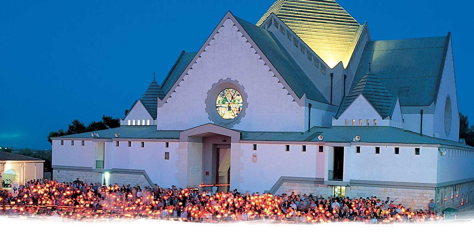 Madonna Incoronata in Foggia
