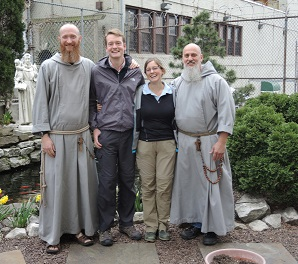 Met de Franciscanen in de Bronx