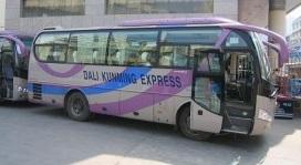 Met de nachtbus naar China