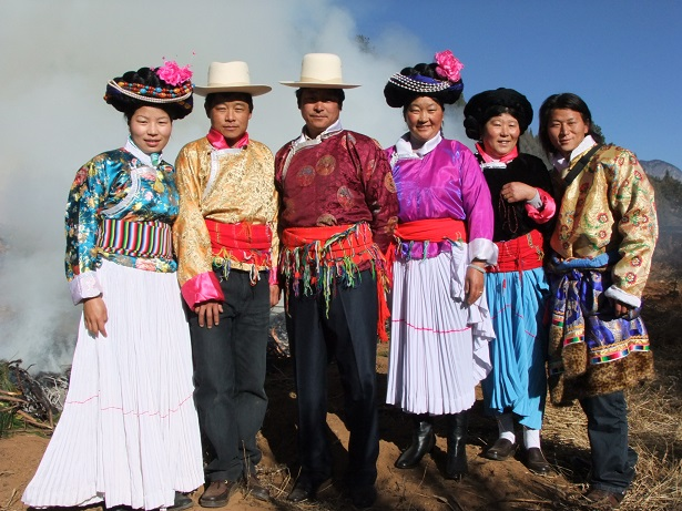Naxi gemeenschap