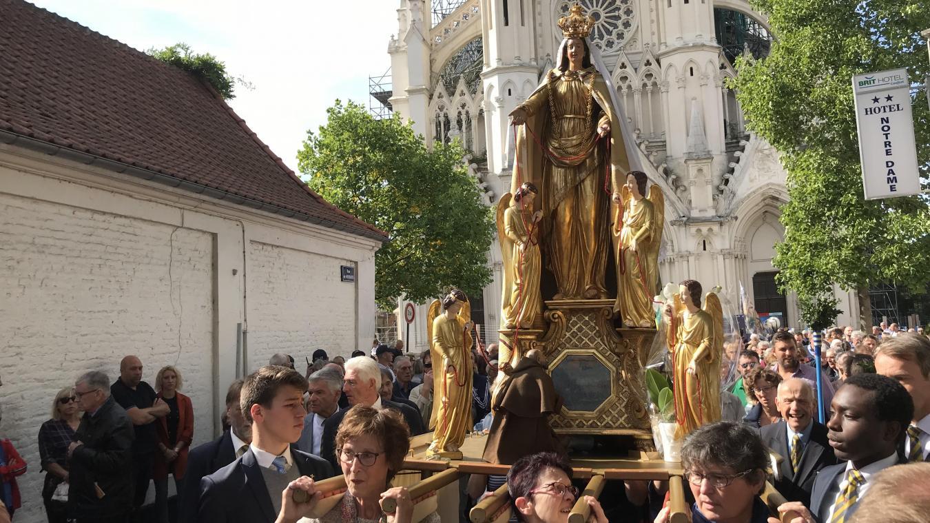 Notre Dame du Saint Cordon