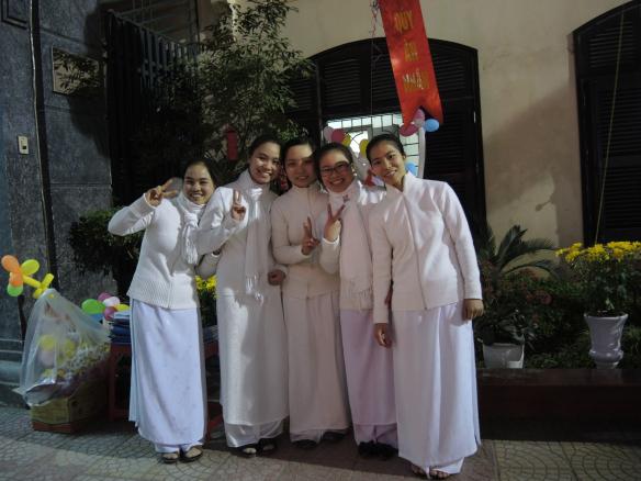 Novicen in Vietnam