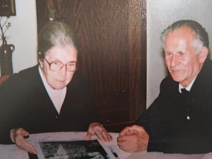 Ontmoeting met Moeder Julia Verhaeghe