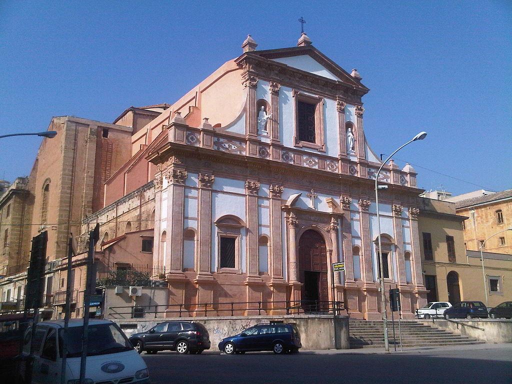 Karmelkerk in Palermo