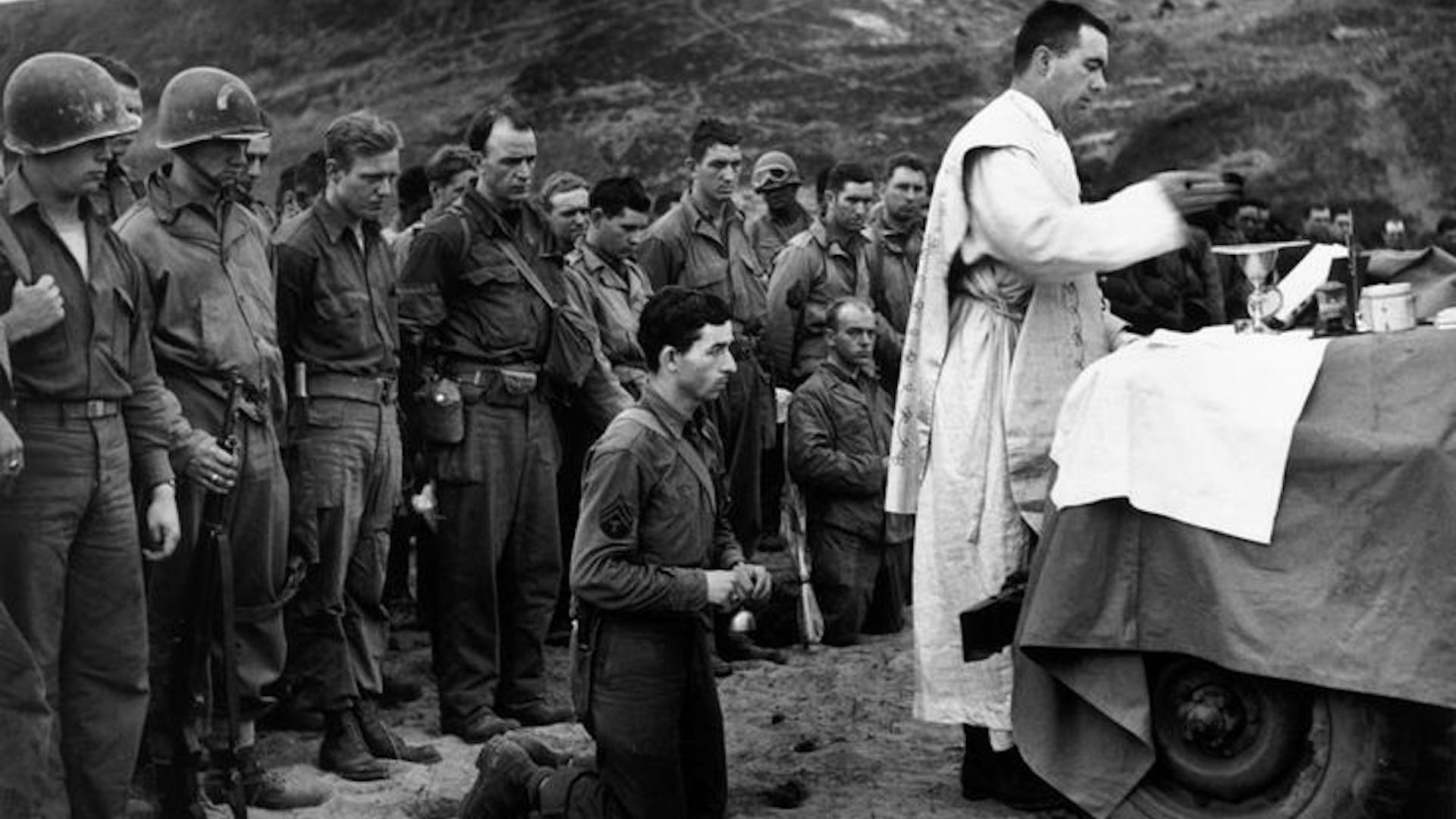 Father Francis Sampson