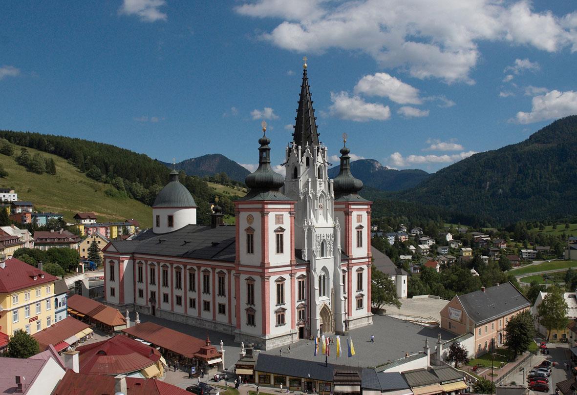 Bedevaartkerk van Mariazell