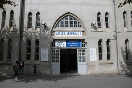 Bureau des Constatations in Lourdes