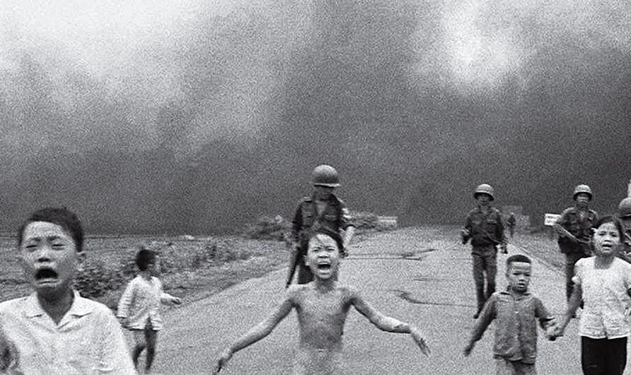 Kim Phuc 8 juni 1972