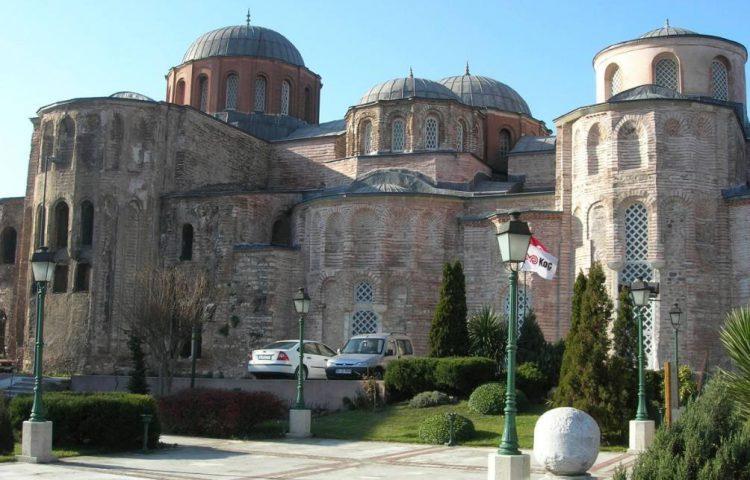 Pantocrator klooster - Moskee Zeyrek