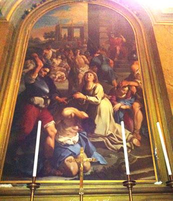 De martelaren van Scilli