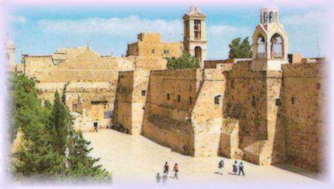 Geboortekerk in Betlehem