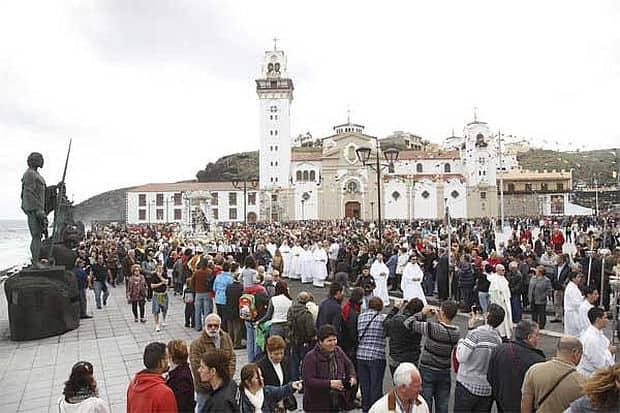 Heiligdom in Candelaria
