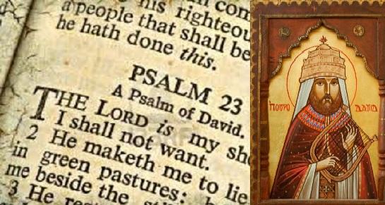Psalmen van David