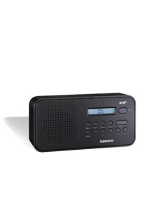 FM/DAB+ radio Lenco  (met vookeurstoetsen)