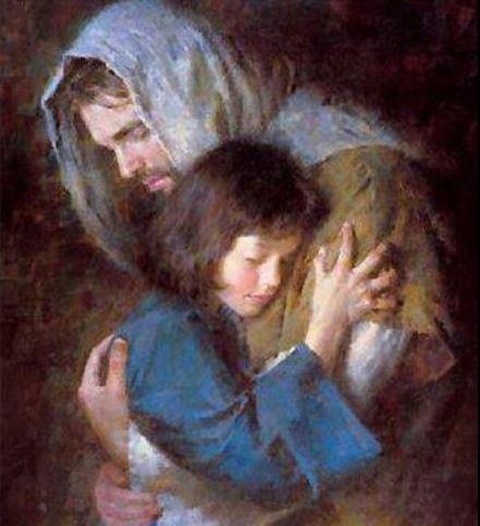 HAG april overgave aan christus