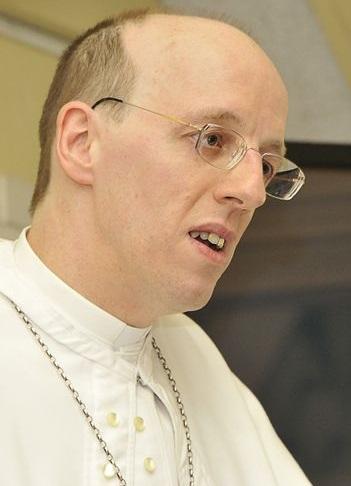Vader Abt Frederic Testaert