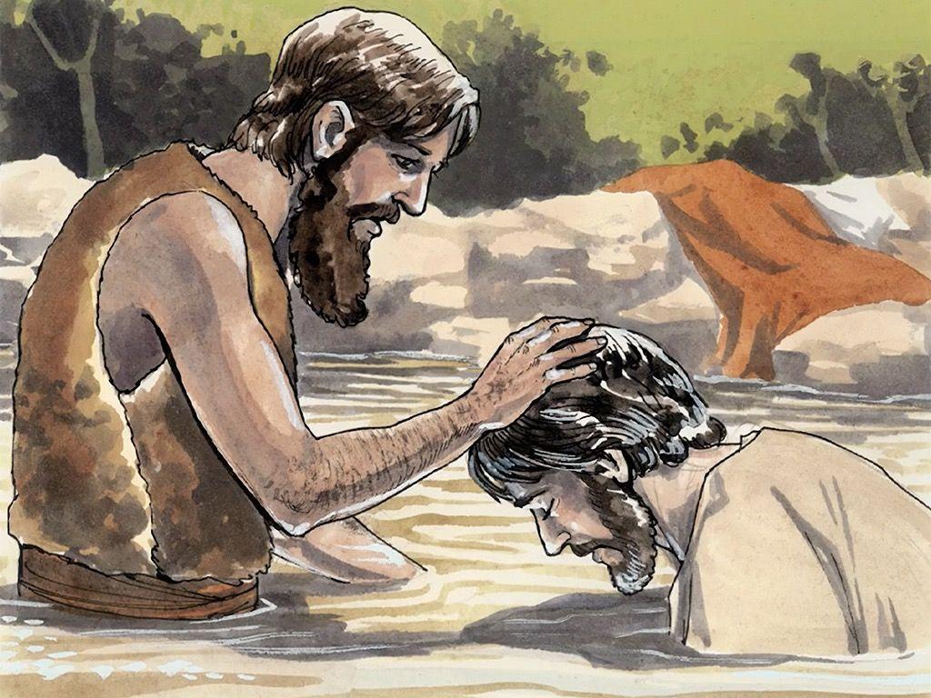 doopsel jezus