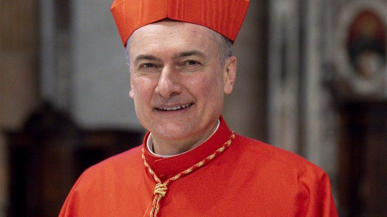 Kardinaal Mauro Gambetti