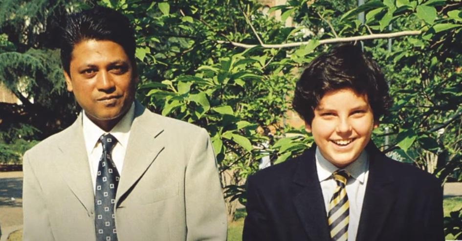 Rajesh & Carlo