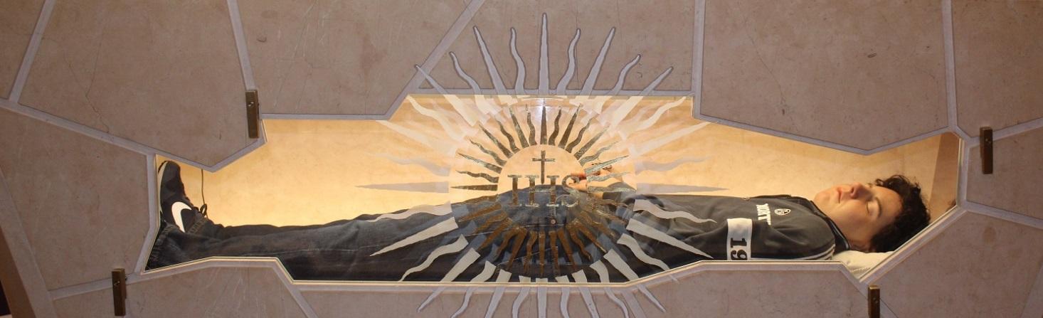 Santuario della Spogliazione in Assisi