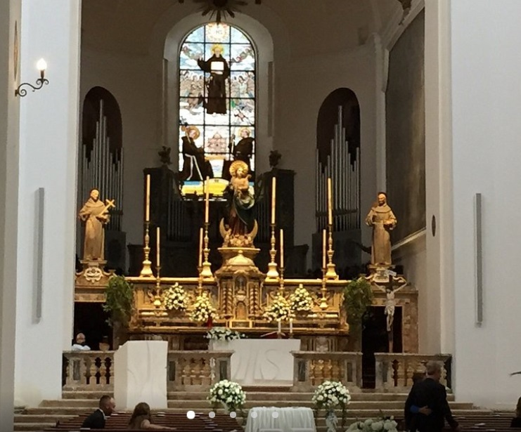 Basilica di San Bernardino in L'Aquila