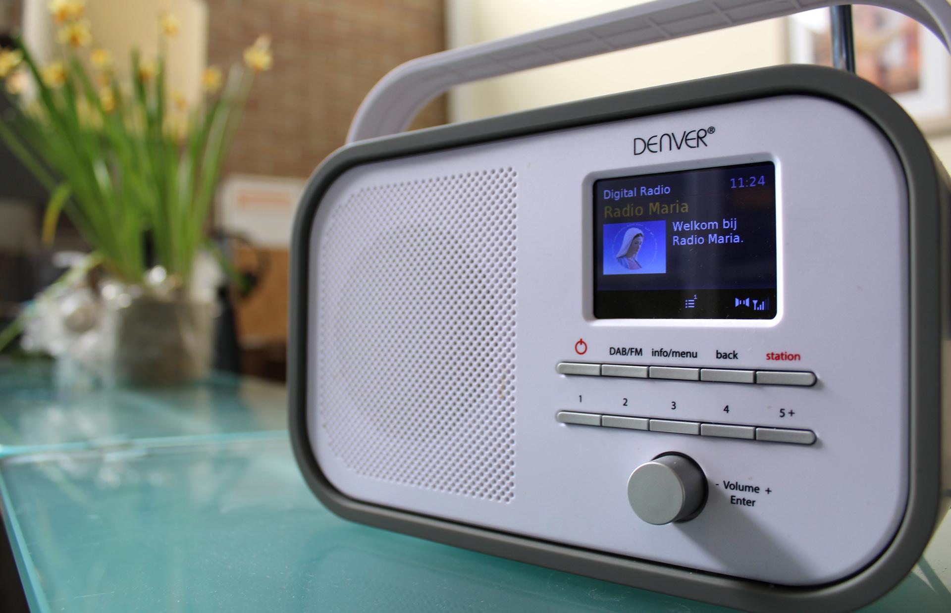 Luister Radio Maria