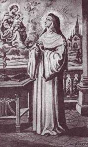 Heilige Catharina van Leuven