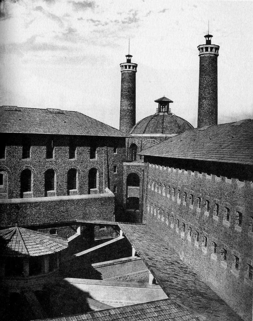 La Santé gevangenis in Parijs