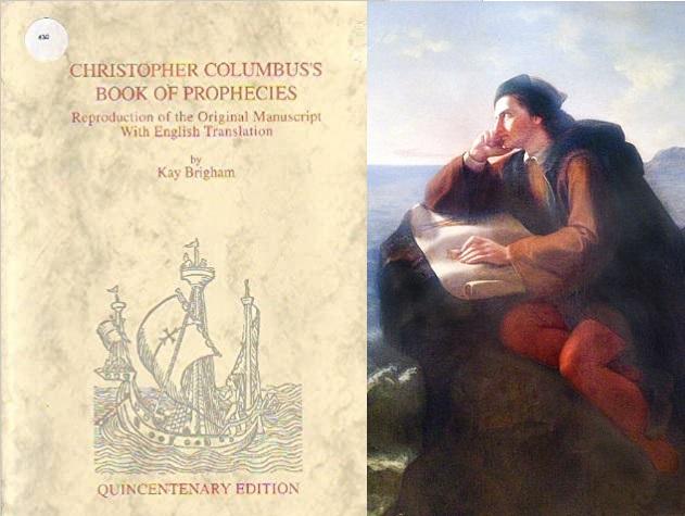 Book of Prophecies - Christoffel Columbus