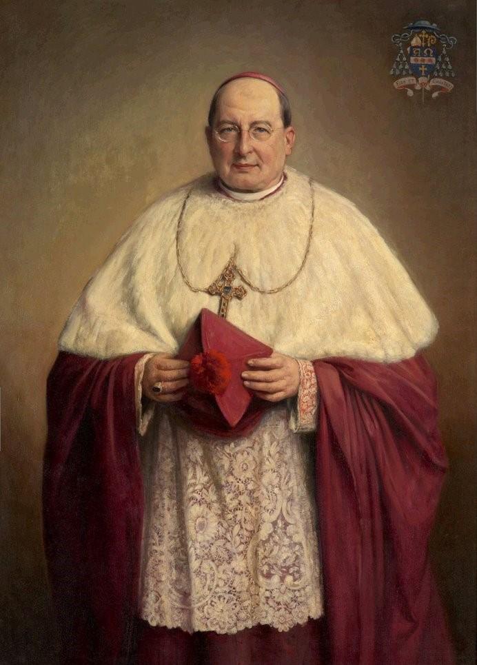 Mgr. Honoré Coppieters