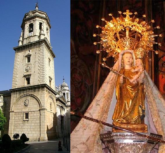 Virgen de la Capilla in Jaén