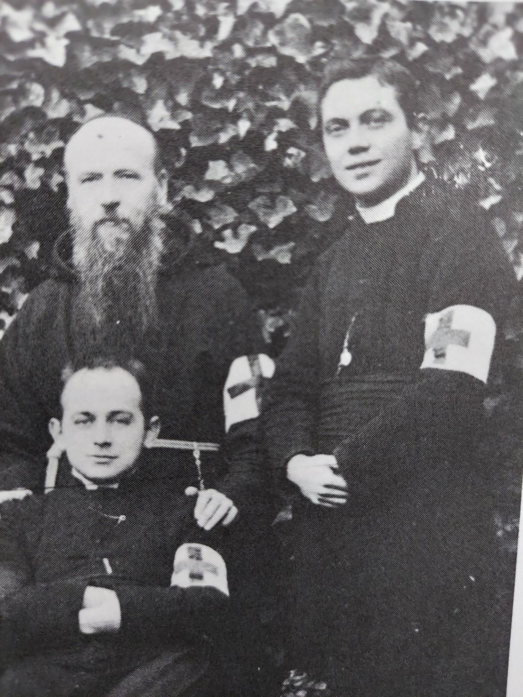 Priester Poppe en het lijden