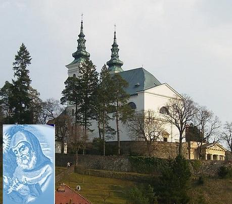Kerk Mariageboorte te Vranov