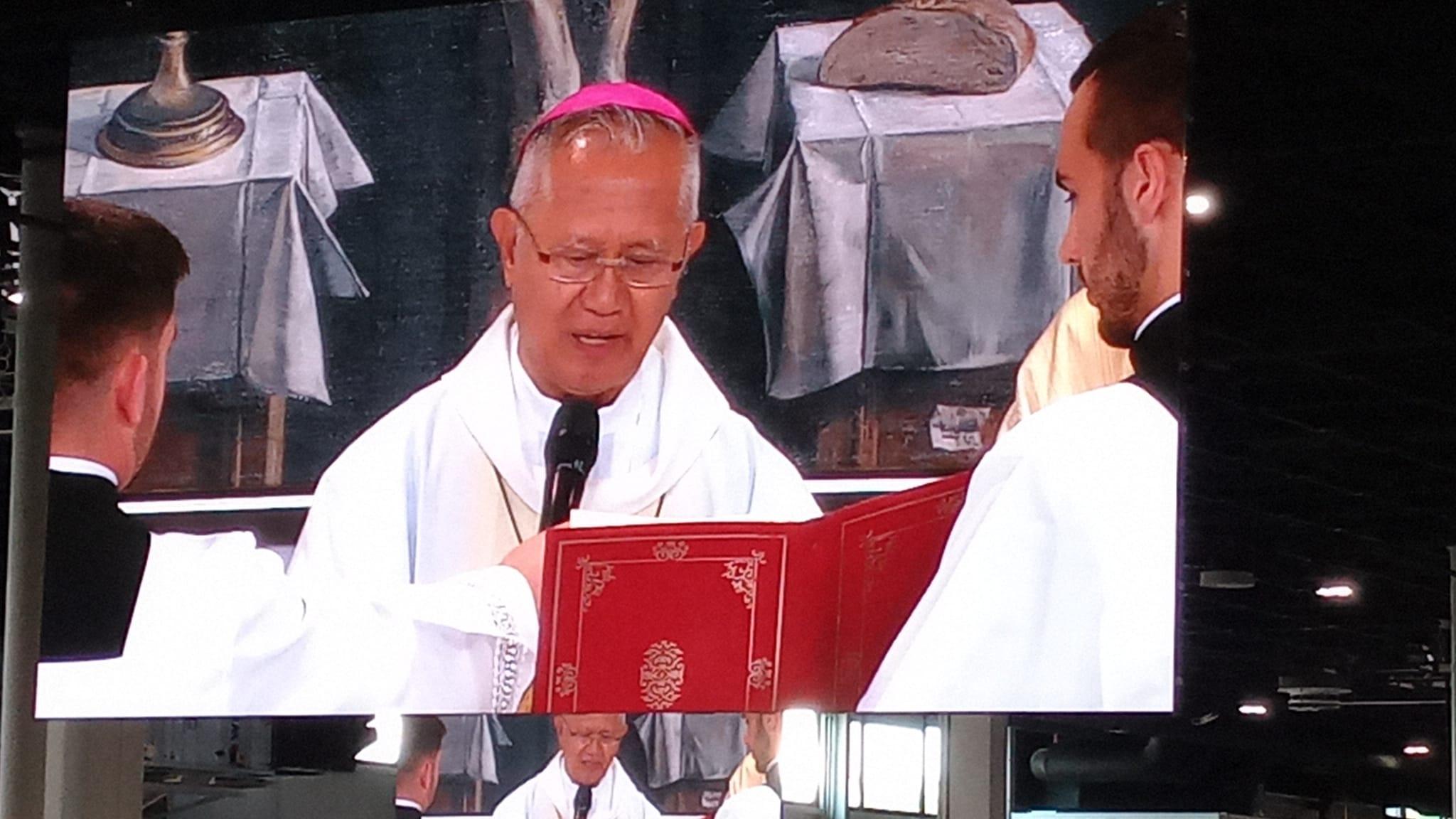 Monseigneur Jose Serofia Palma
