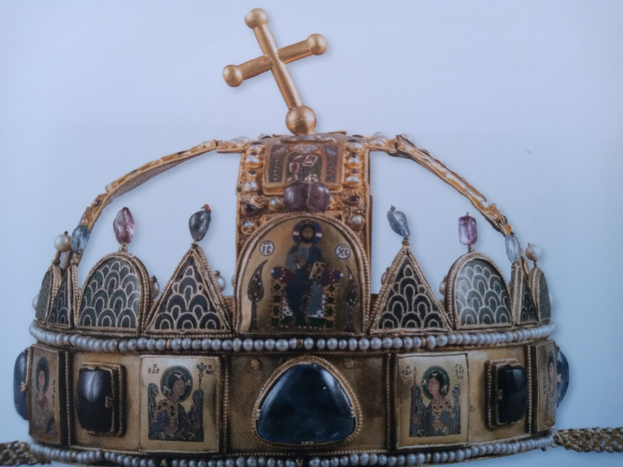 de heilige kroon