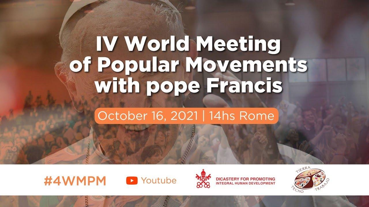 IV World Meeting of Popular Movements