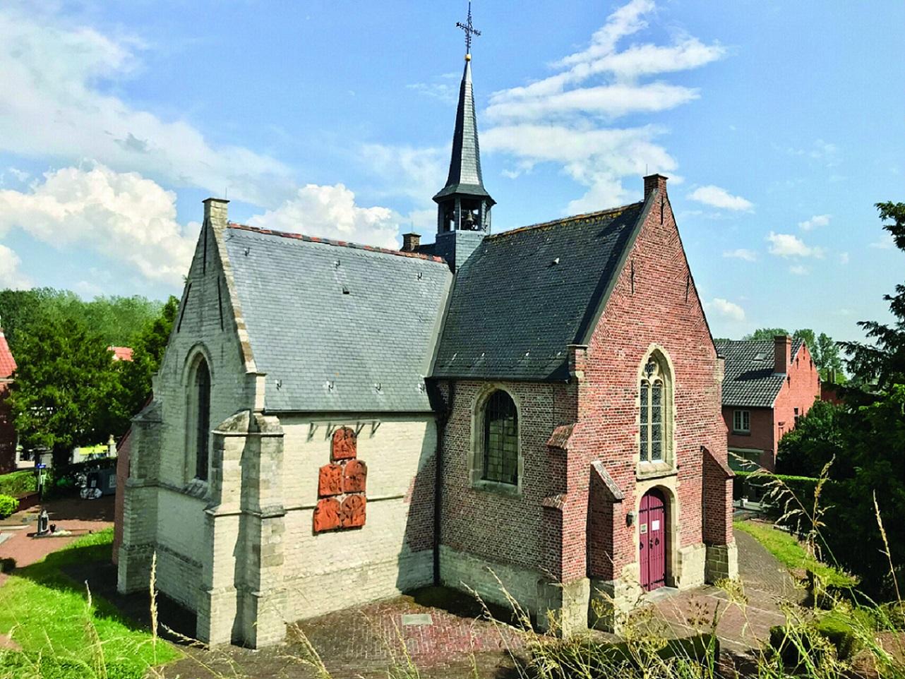 Sint Gertrudis Vlassenbroek