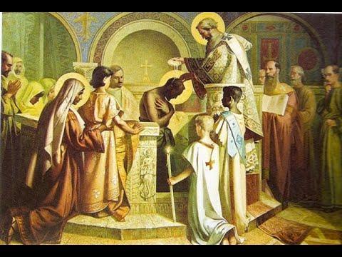 Tertullianus en het sacrament van het doopsel